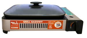 Grill gazowy